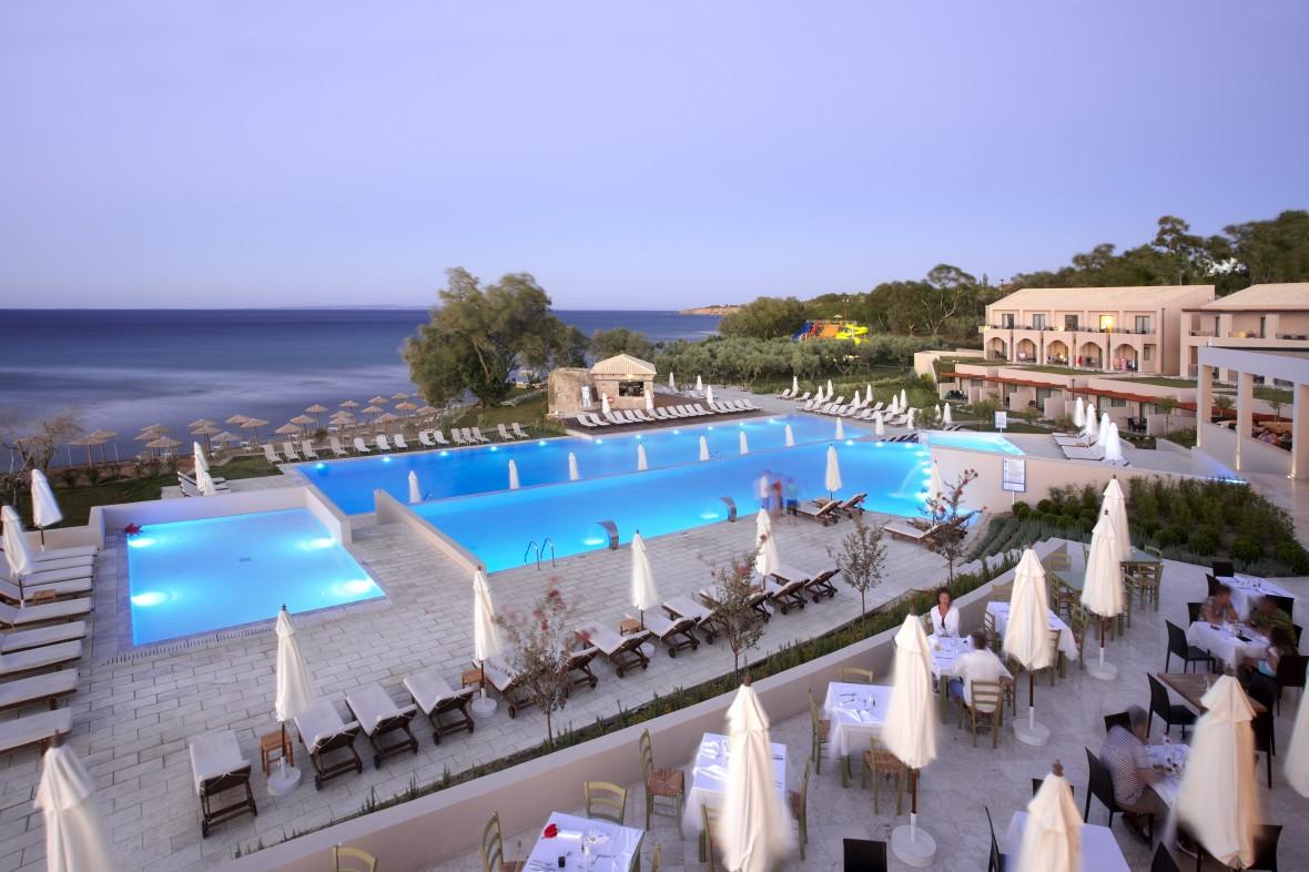 Hotel Eleon Grand Resort Zakynthos - Mavvidis + Partners